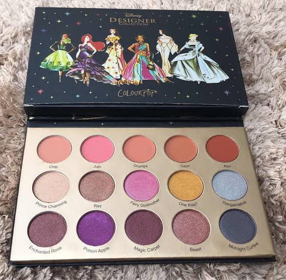 Sombras Princesas Disney