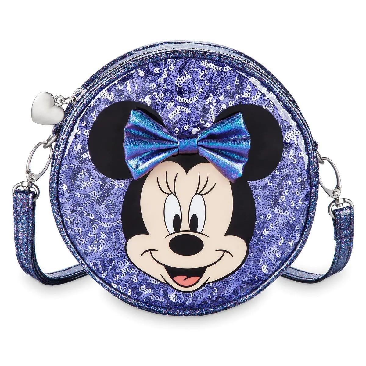Bolsa Minnie Mouse Azul A00