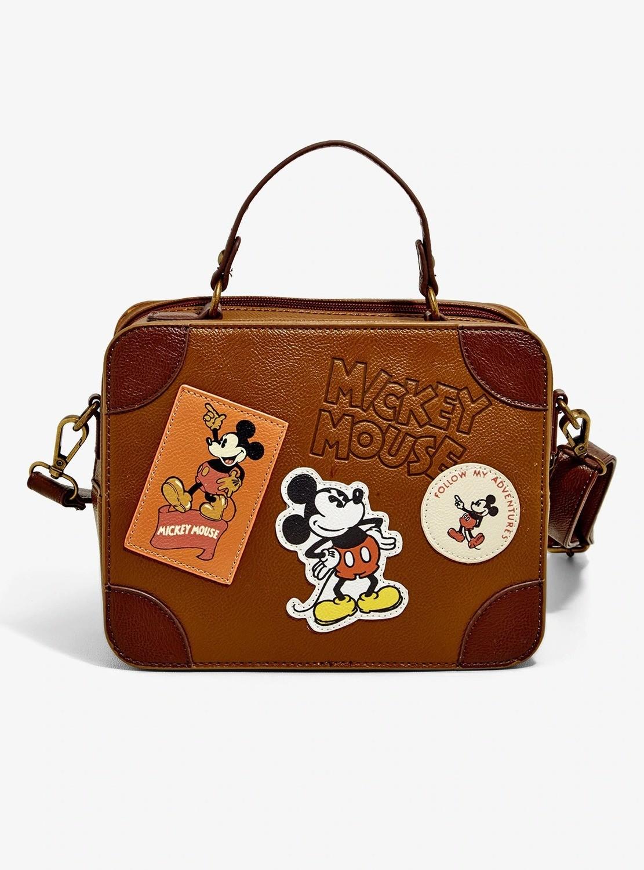 fe3426694 Bolsa Maleta Mickey Mouse Clasica