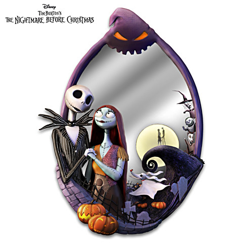 Espejo Jack Nightmare Before