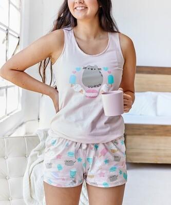 Pijama Pusheen Verano