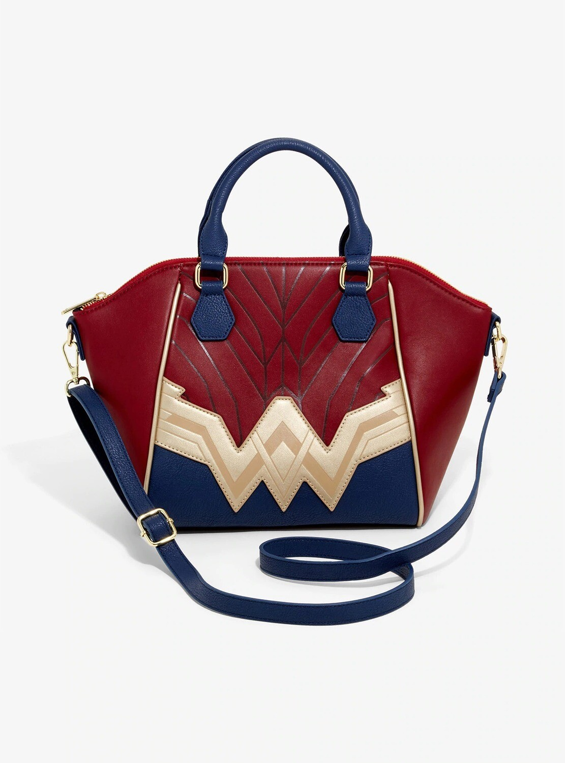 Bolsa JUSTICE LEAGUE WONDER WOMAN