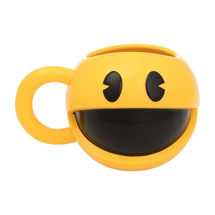 Taza PacMan Sonrisa