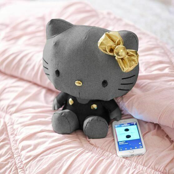Bocinas Peluche Hello Kitty