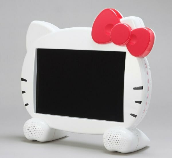 Mini Pantalla Hello Kitty LCD