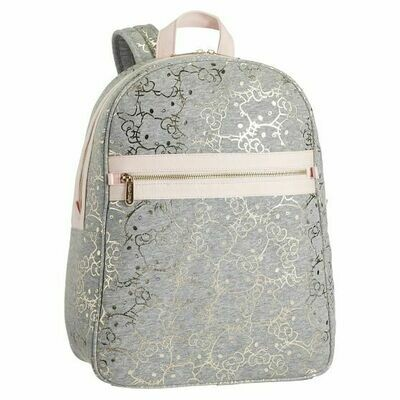 Mochila Hello Kitty Gris Limitada