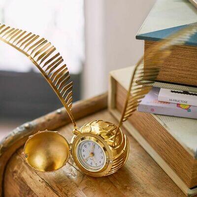 Reloj Harry Potter SNITCH Dorada