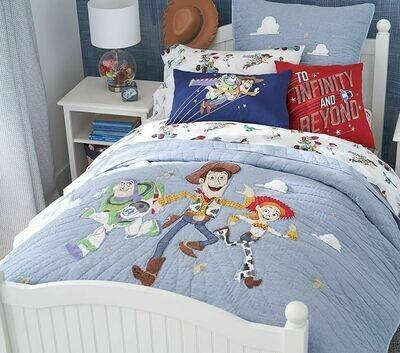 Set para Cama Toy Story Bordado
