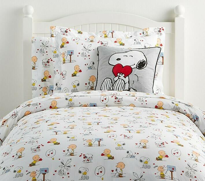 Set para Cama Snoopy Cool