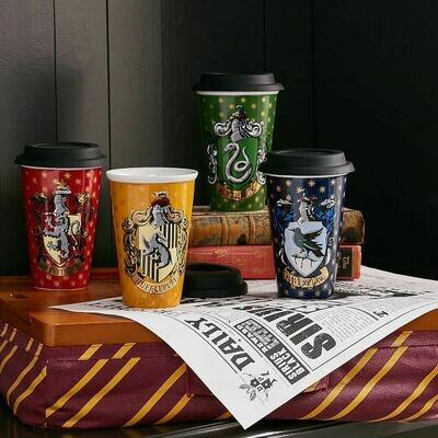 Vaso Reutilizable Harry Potter
