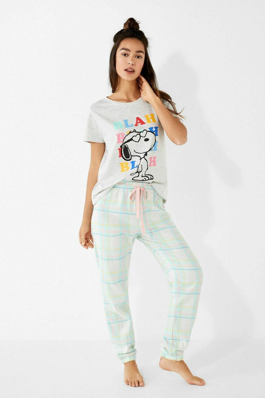 Pijama Pants Snoopy Exclusivo