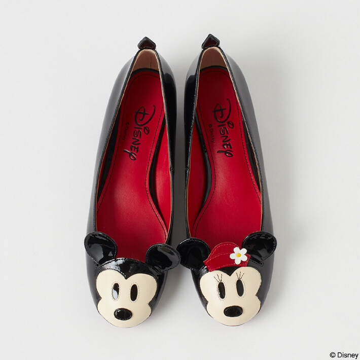 Zapatos Mickey y Minnie Mouse