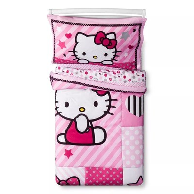 Set para Cama Hello Kitty