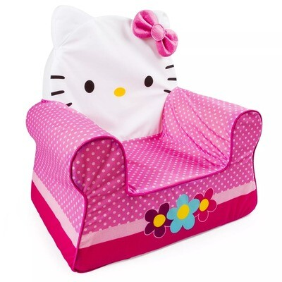 Mini Sillon Hello Kitty