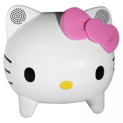 Bocinas Hello Kitty Rosa