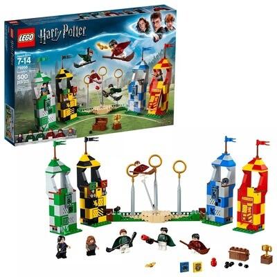 Lego Harry Potter Quidditch