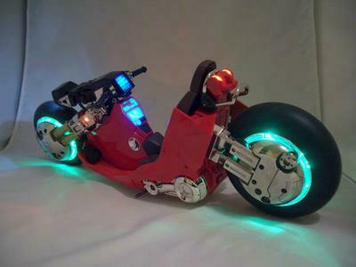 Akira Moto de Kaneda