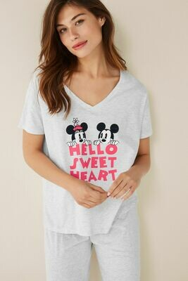 Pants Pijama Mickey Minnie Mouse
