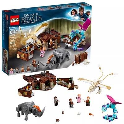 Lego Animales Fantasticos