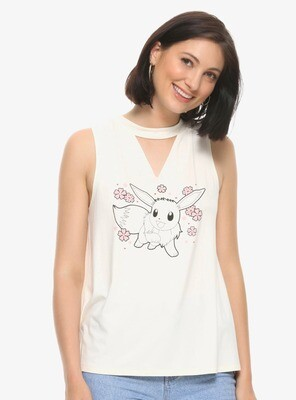 Playera Pokemon Eevee