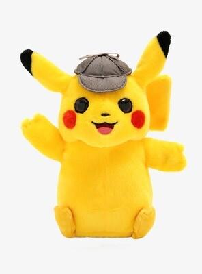 Peluche Pikachu Detective