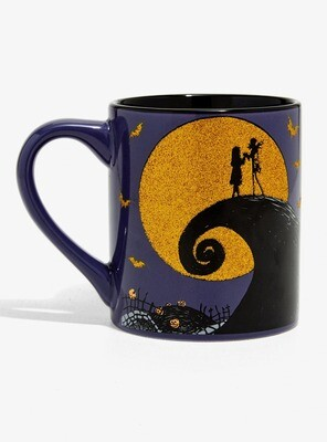 Taza Nightmare Before
