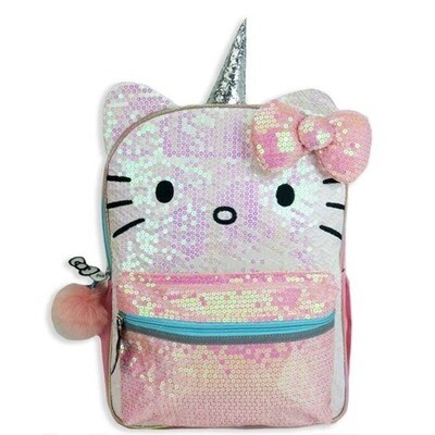 Mochila Hello Kitty Unicornio