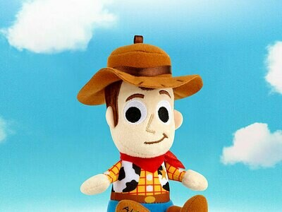 Bocinas Peluche Woody Toy Story