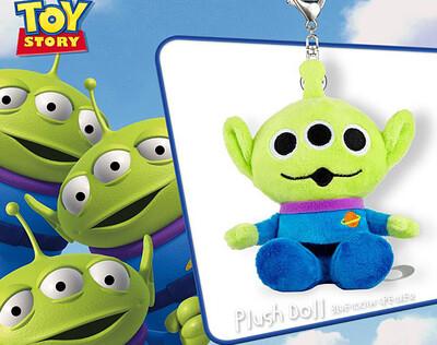 Bocinas Peluche Alien Toy Story