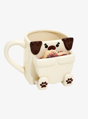 Taza Perrito Galleta