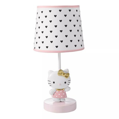 Lampara Hello Kitty Kawaii