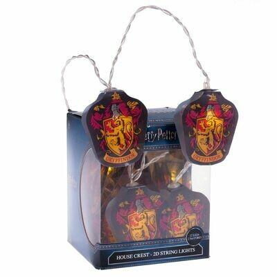 Luces Harry Potter Gryffindor