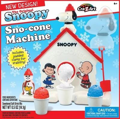 Maquina Helados Snoopy