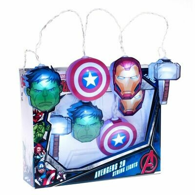 Luces Avengers