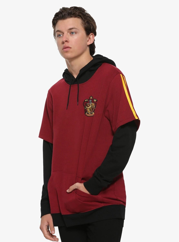 Sudadera Harry Potter Doble