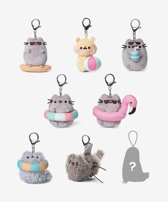 Llaveritos Kawaii Pusheen Sorpresa