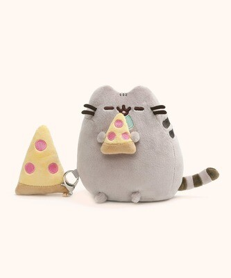 Peluche Pusheen Mini Pizza