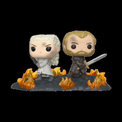 SET POP Daenerys y Jorah