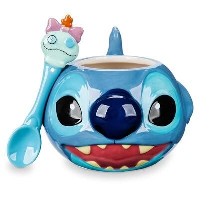 Taza Lilo y Stitch MK00