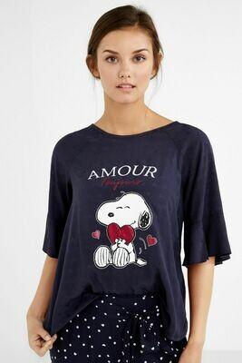 Pijama Snoopy AZ40
