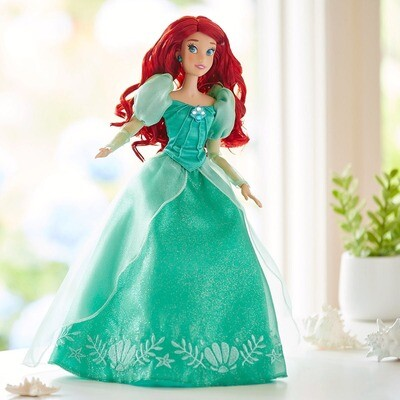 Muñeca Ariel Celebración Limitada