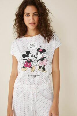 Pijama Minnie Mickey Mouse