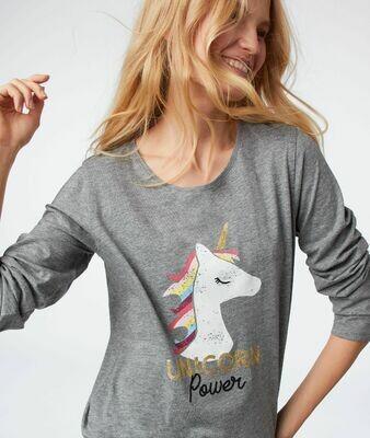 Pants Pijama Unicornio