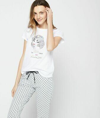 Pants Pijama Jasmine BL