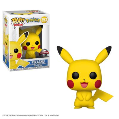 Figura POP Pikachu 353