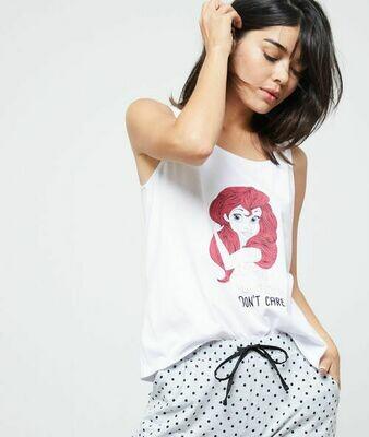 Pants Pijama Disney Ariel Sirenita