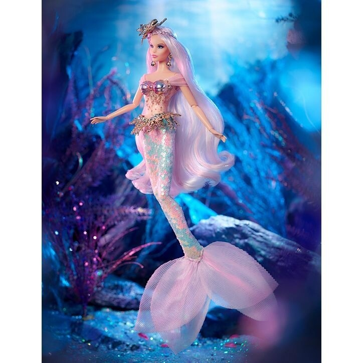 Barbie Sirenita 2019