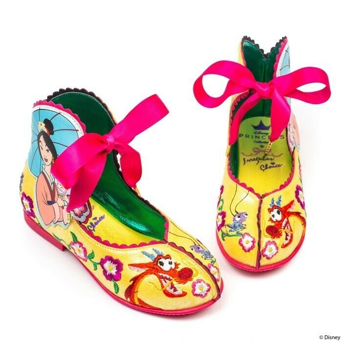 Zapatos Mulan