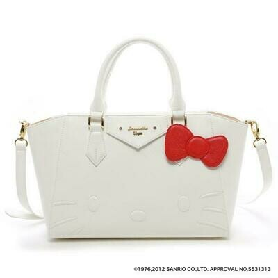 Bolsa Hello Kitty Blanca MA0