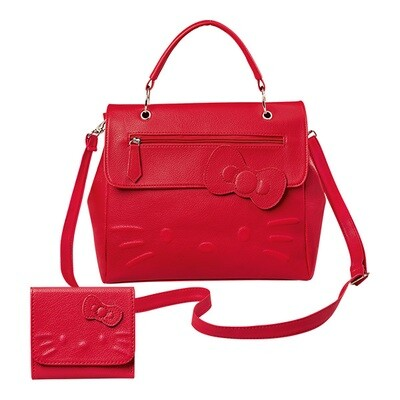 Bolsa Hello Kitty Roja A00
